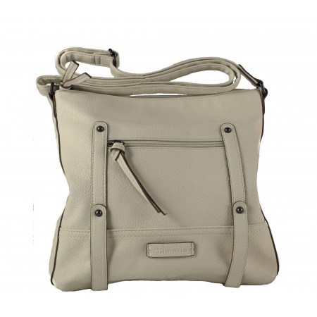 Дамска средна чанта Tamaris бяла
