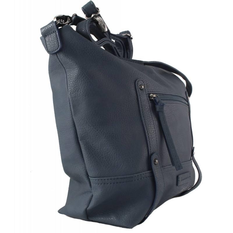 Дамска голяма чанта Tamaris синя