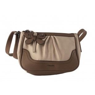 Дамска стилна чанта Tamaris бежова