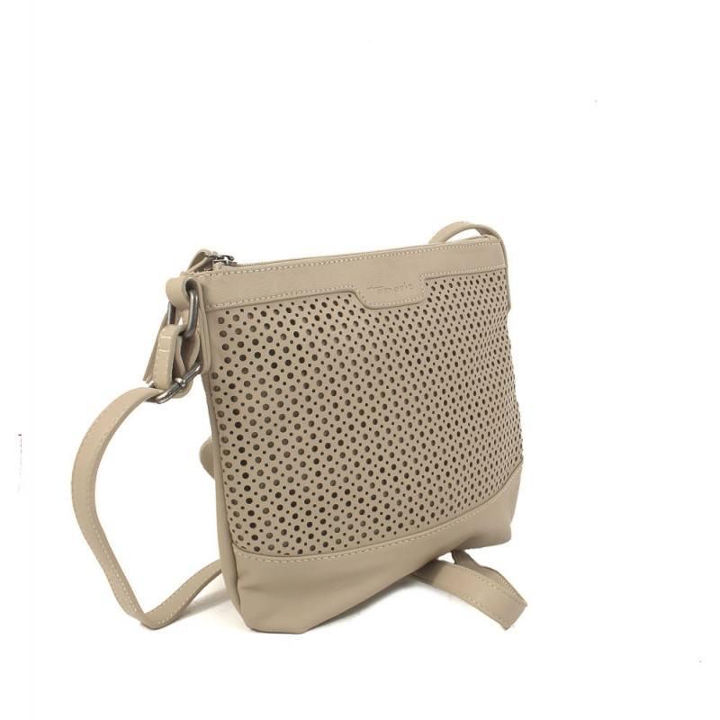 Дамска малка чанта Tamaris бежова