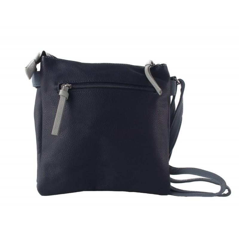 Дамска средна чанта Tamaris синя