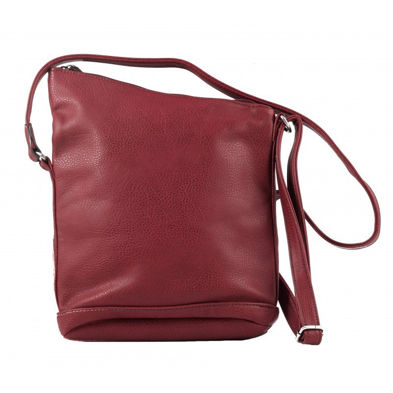 Дамска средна чанта Tamaris бордо