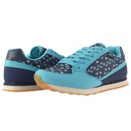 Дамски маратонки Mania сини комби 1120816