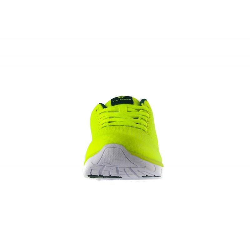 Дамски маратонки с връзки Bulldozer искрящо зелени