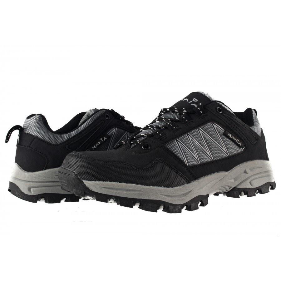 Мъжки маратонки Mania черни 0311001