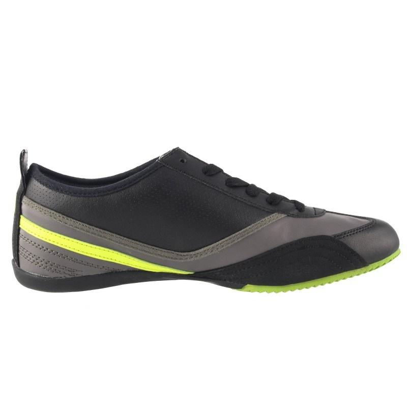 Мъжки спортни обувки Mania черни комби 0511001