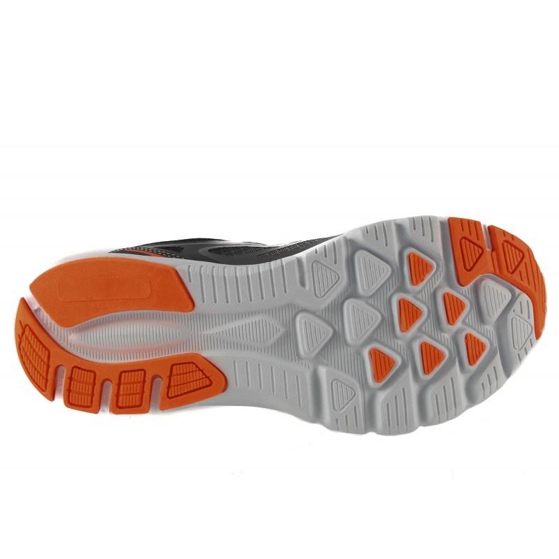 Мъжки маратонки Bulldozer сиви 6031206