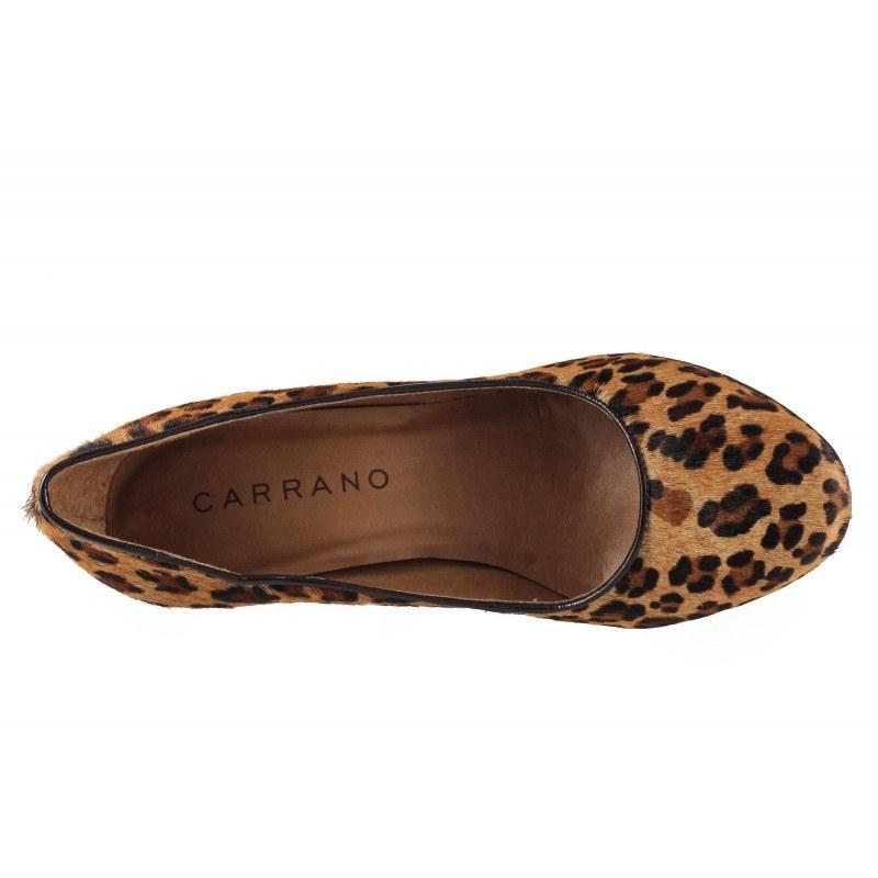 Дамски обувки на ток Carrano леопард 32603