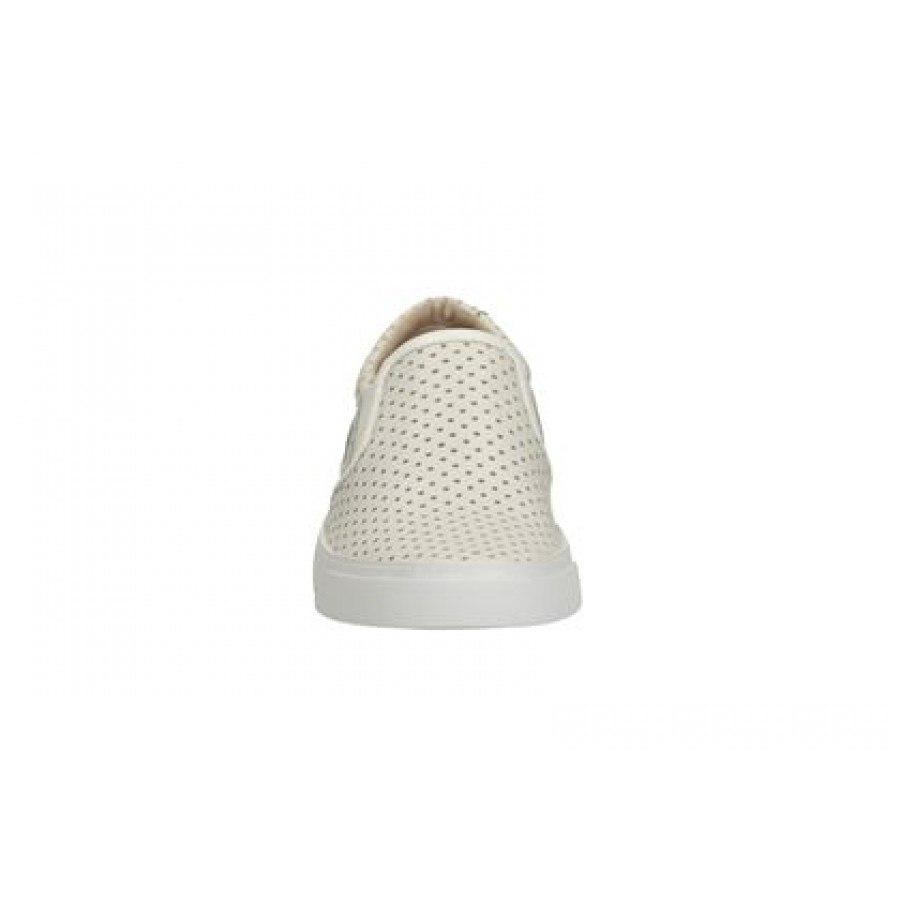 a7813a0877f ✓ Дамски спортно-ежедневни гуменки Clarks Glove Puppet бели — Компас