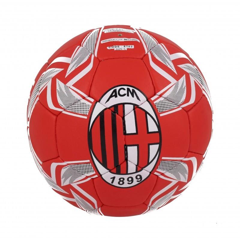 Футболна топка AC Milan червена