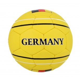 Футболна топка Germany жълта