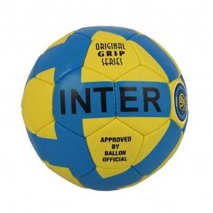 Футболна топка Интер 1908 жълта/синя
