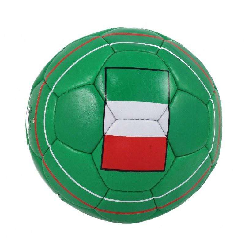 Футболна топка Италия зелена