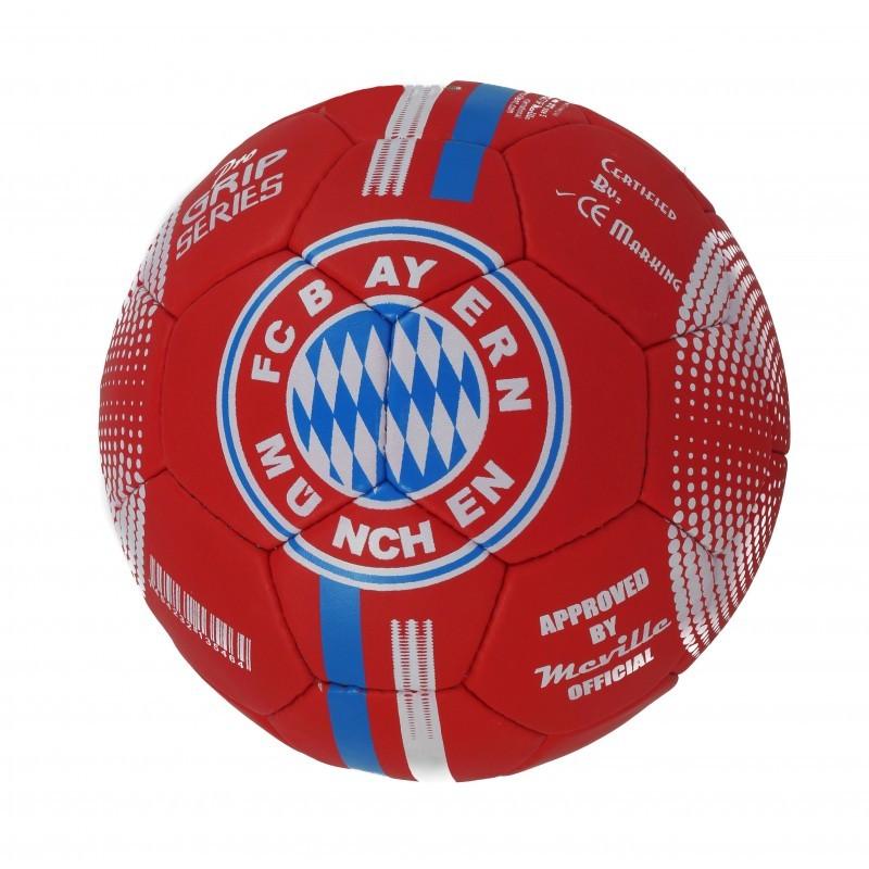 Футболна топка FC Bayern червена