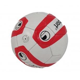 Футболна топка Uhlsport бяла/червена