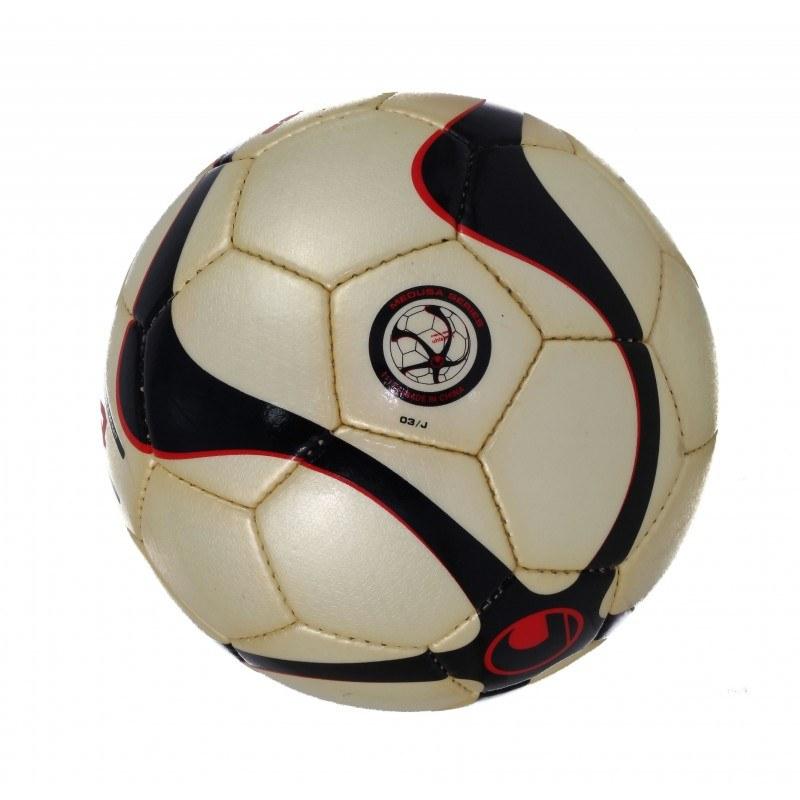 Футболна топка Uhlsport бежова