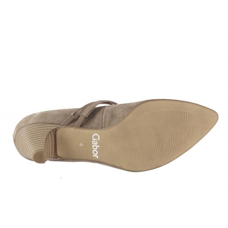 Дамски обувки Gabor сиви 41211