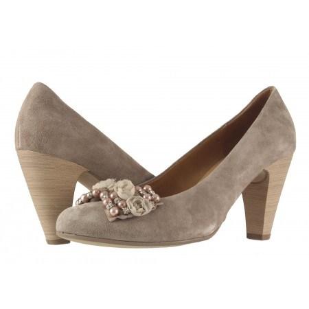 Дамски обувки Gabor сиви 4130112