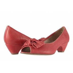 Дамски обувки Gabor червени 41600-75