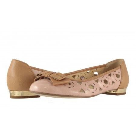 Дамски обувки Gabor розови комби 6114190