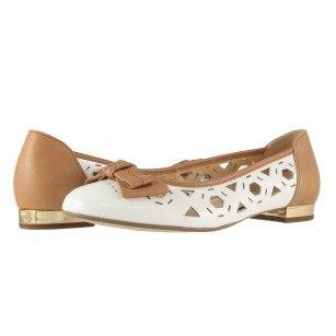 Дамски обувки Gabor бели комби 6114191
