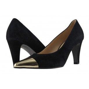 Дамски обувки на висок ток Gabor черни 6117017