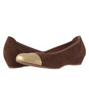Дамски обувки на платформа Gabor кафяви 6269185