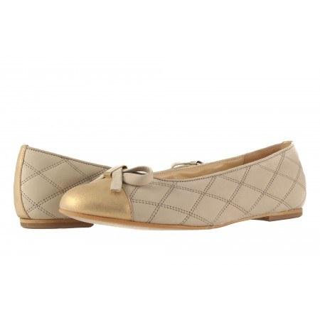 Дамски обувки Gabor бежови комби 6410662
