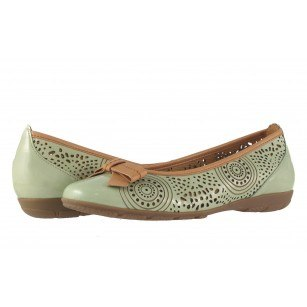 Дамски обувки Gabor зелени 6416291