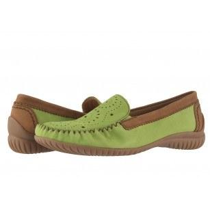 Дамски обувки Gabor зелени 6609483