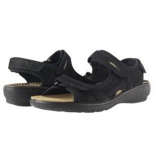 Дамски ортопедични сандали Legero черни