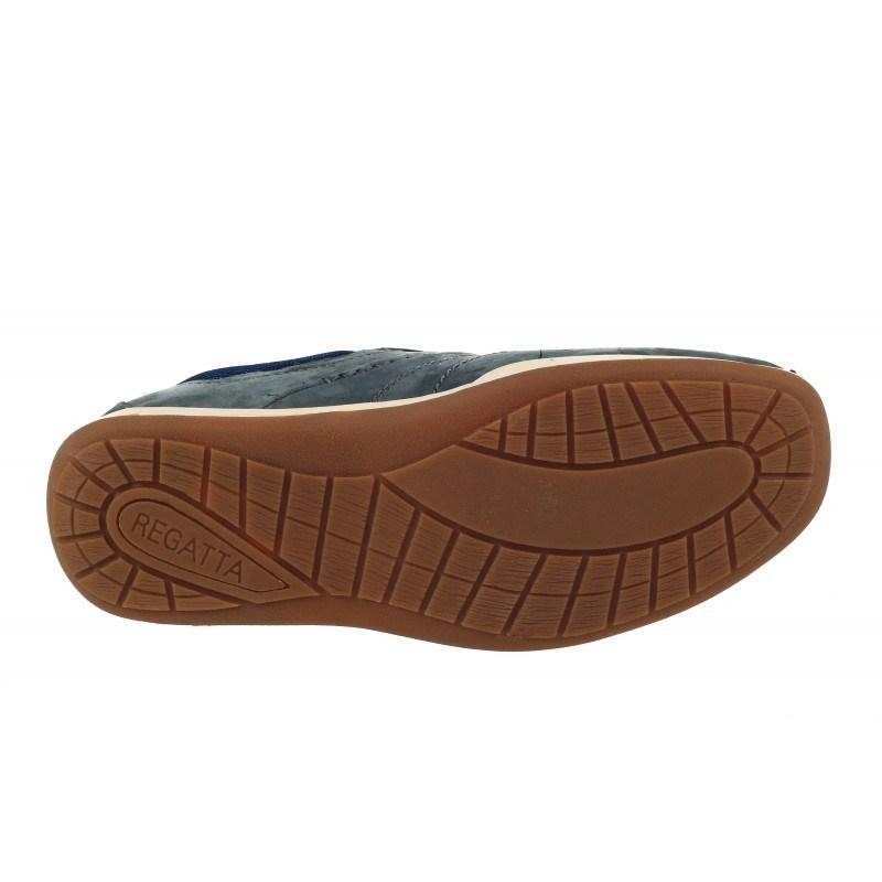 Мъжки спортни обувки Mania сини