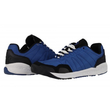 Мъжки спортни маратонки с връзки Mania сини