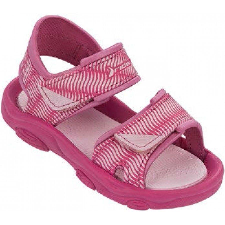 Детски сандали Rider розови RS 19-29