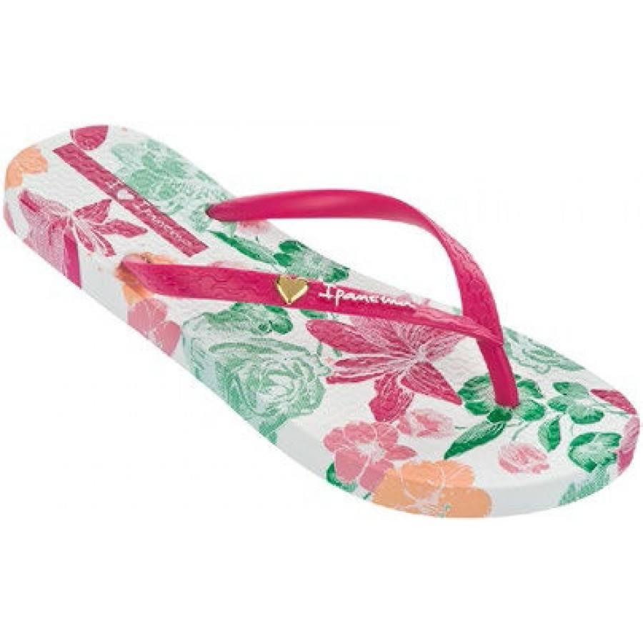 Дамски джапанки Ipanema розови/бели PARAISO