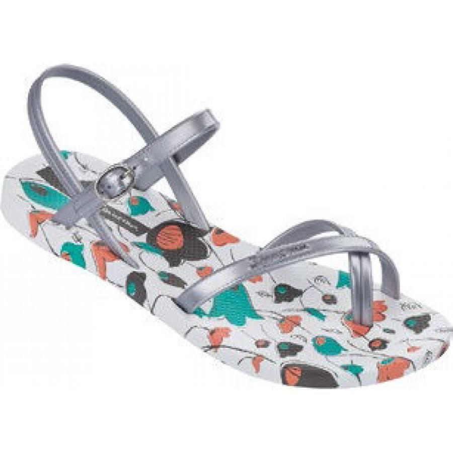 Дамски сандали равни Ipanema сребрист FASHION SAND