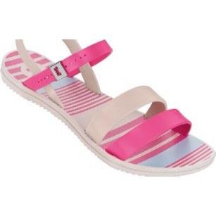 Дамски сандали равни Zaxy розови