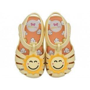 Бебешки сандалки за момиче Zaxy жълти ароматизирани CEU 21-26