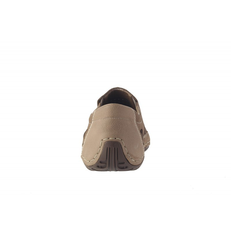 Мъжки летни обувки Rieker бежови 0638764