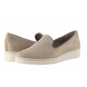 Дамски бежови обувки с платформа S.Oliver