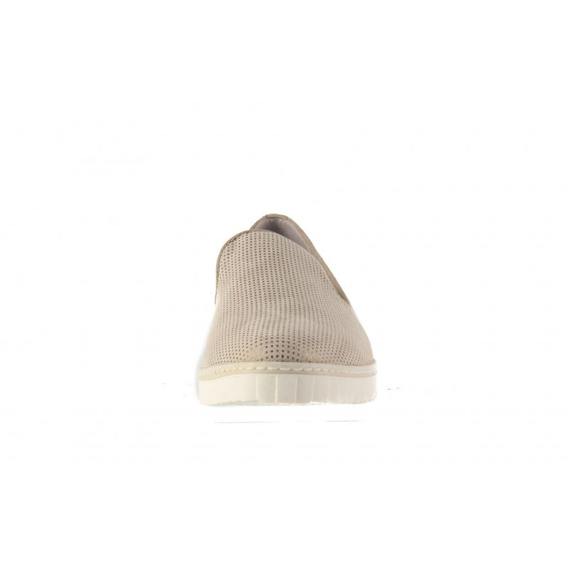 Дамски обувки с платформа S.Oliver бежови