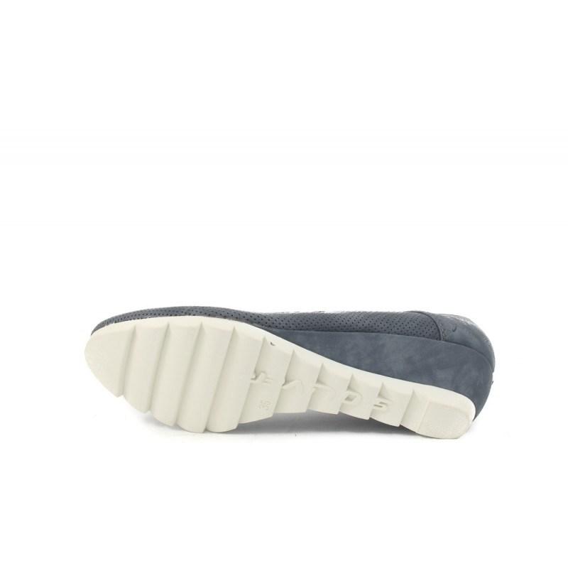 Дамски обувки на платформа S.Oliver сини 22300802
