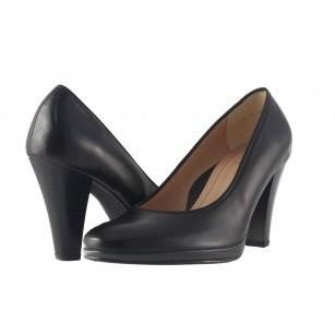 Елегантни дамски обувки на висок ток Salamander черни