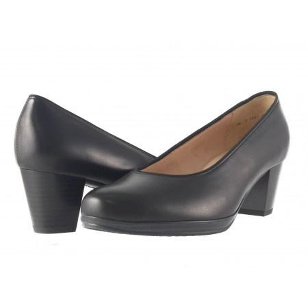 Дамски кожени обувки на ток Salamander H 5305281