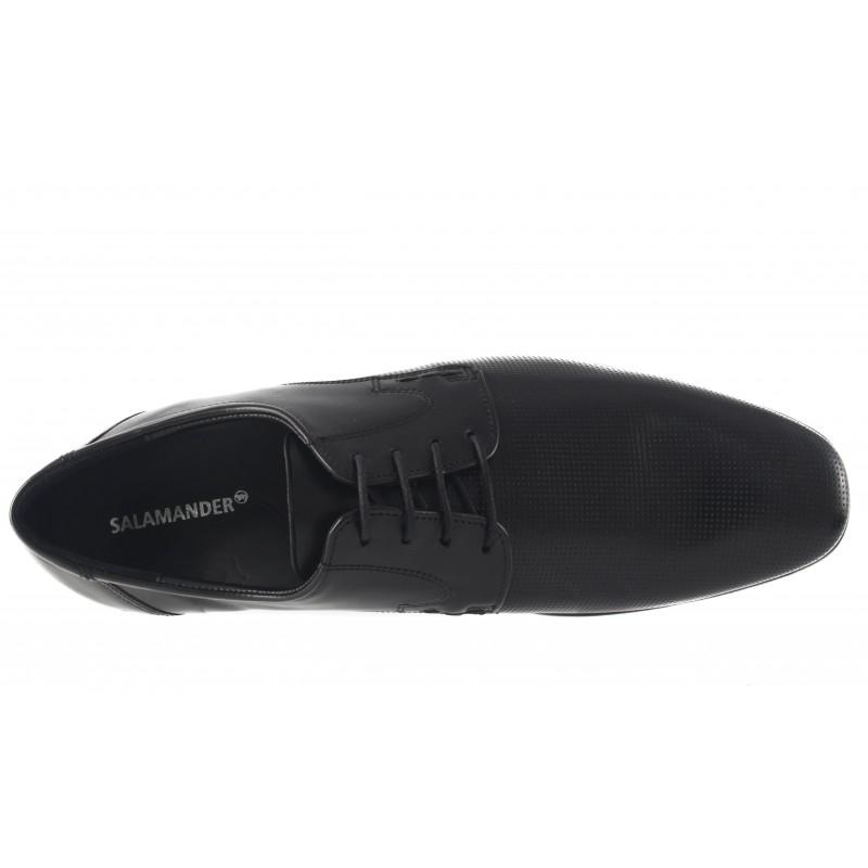 Официални мъжки обувки Salamander черни