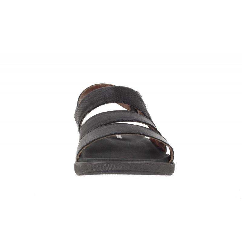 Мъжки кожени сандали Salamander черни