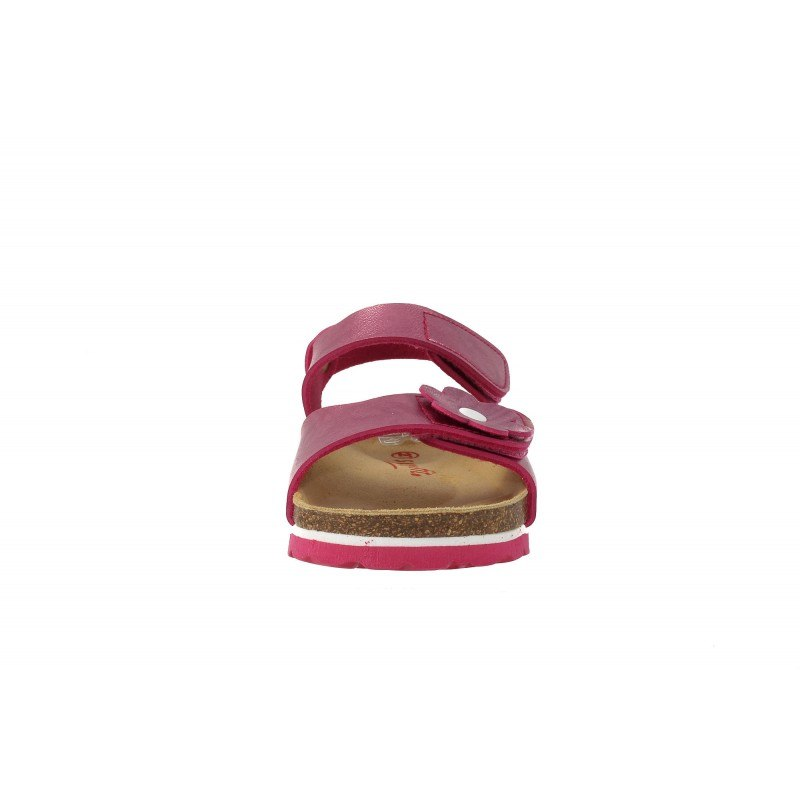 Ортопедични детски сандали за момиче Superfit розови 26/30