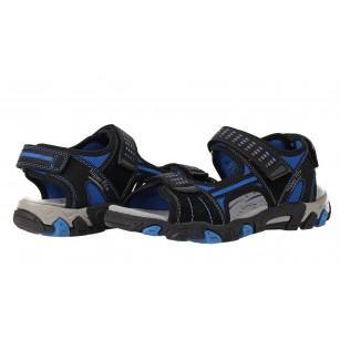 Ортопедични сандали Superfit сини