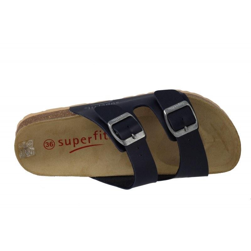 Ортопедични чехли Superfit сини 35/39
