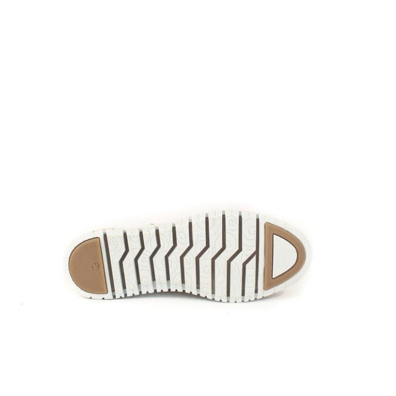 Дамски кожени обувки с мемори пяна Tamaris розови 23636400